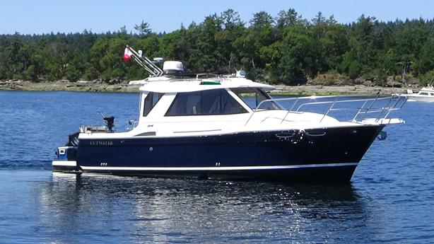 2012 / 26FT Cutwater C26