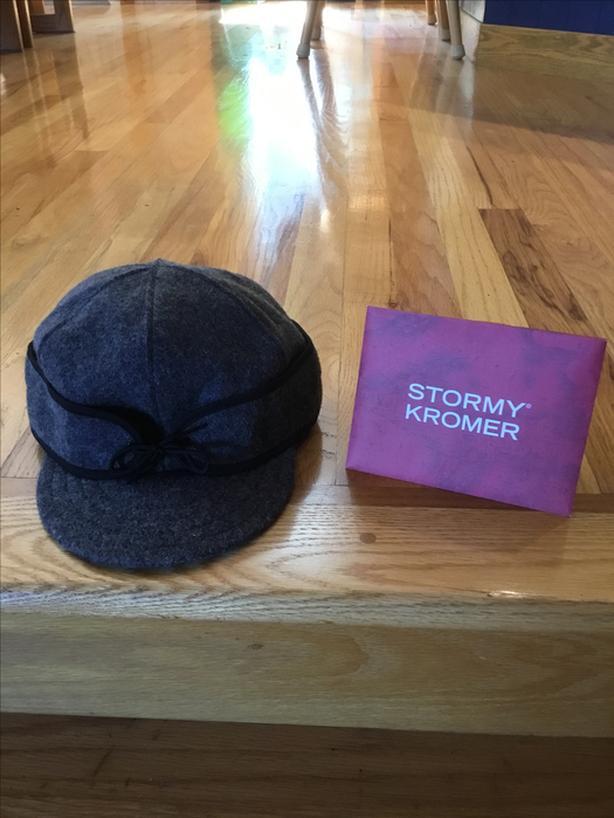 """New"""" Original stormy kromer """"trapper style wool hat Saanich eb563d24c5f"""