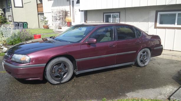 2004 transmission chevy impala