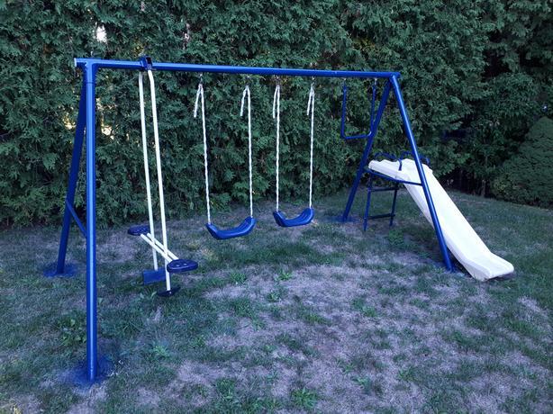 Children's Swing Set