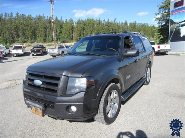 2007 expedition limited
