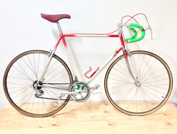 Giubilato vintage Italian road bike