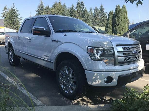 2014 F150 Platinum >> Log In Needed 34 900 2014 Ford F 150 Platinum No Accidents Reported Leather Moonroof