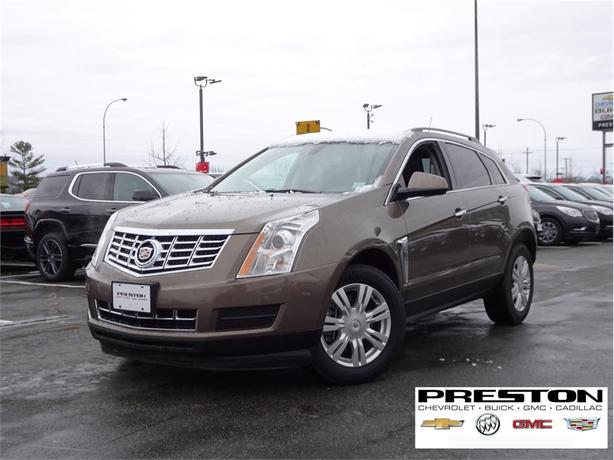 2014 Cadillac SRX SRX LUXURY COLLECTION