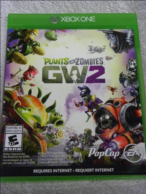 #160295 20 Plants Vs Zombies Garden Warfare 2 For Xbox One