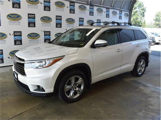 2015 Toyota Highlander Limited