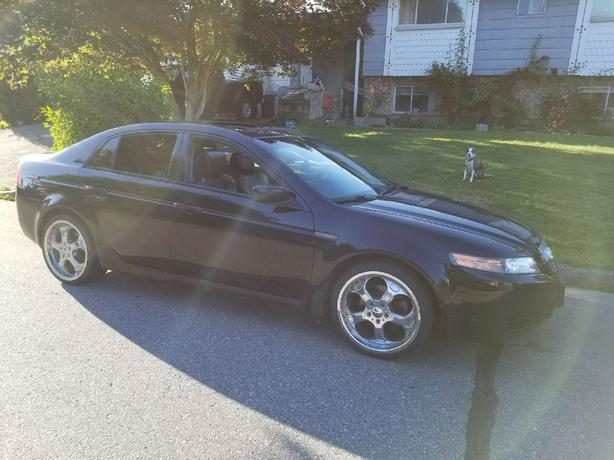 2005 Acura TL Priced to sell