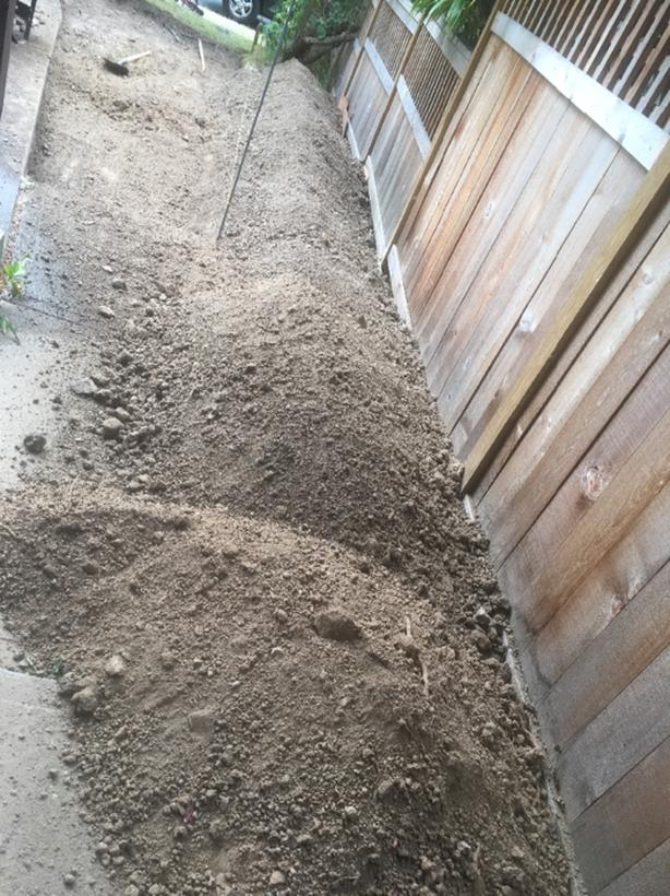 FREE: clean fill/dirt Central Saanich, Victoria