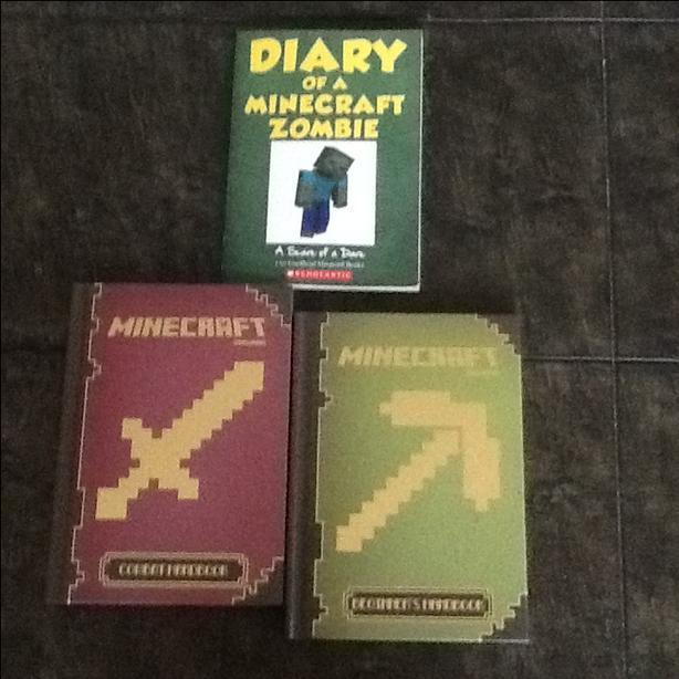 Mindcraft books