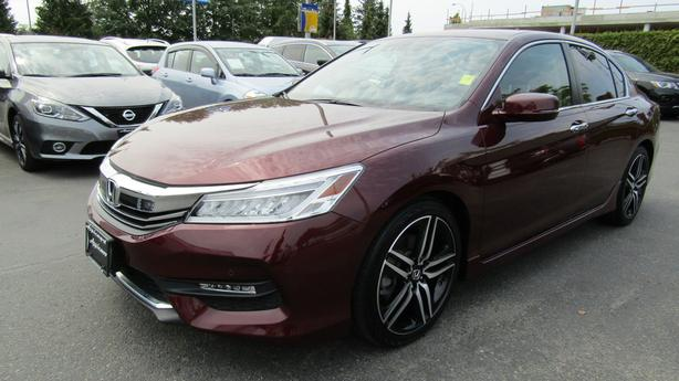 2017 Honda ACCORD EX FWD ******* NO ACCIDENTS *******