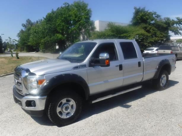 2011 Ford F-350 SD XLT Crew Cab 4WD Long Box