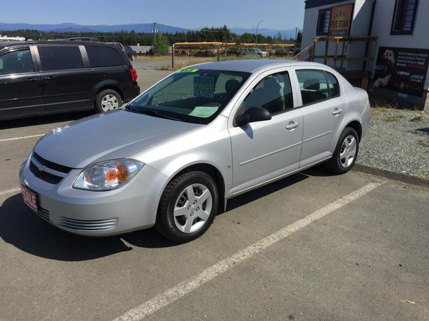 ​2006 Chevrolet Cobalt LS, 4Door,One Owner, Only 114,800Kms