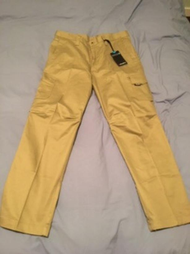 Brand New! Men's Work Pants 38x32