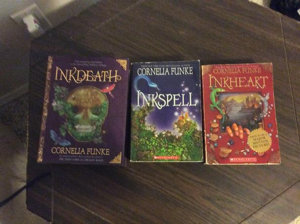 Inkheart series