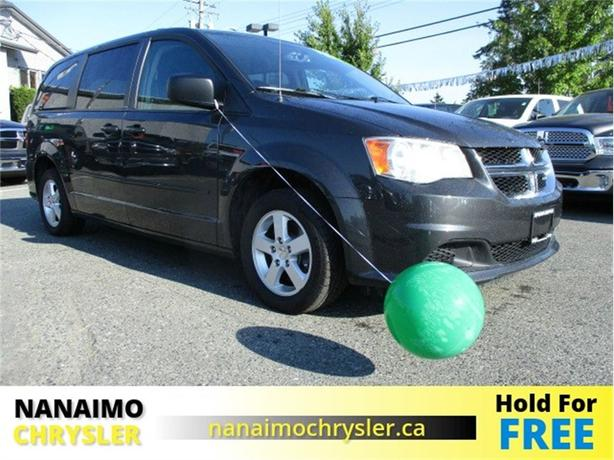 2012 Dodge Grand Caravan SE Low Kilometers Stow N Go Seats