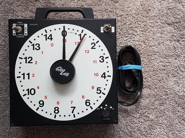 GraLab Model 172 - 15 Minute Timer Saanich, Victoria