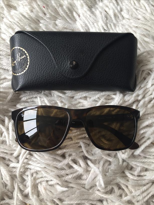 1a61ee2065 Authentic Ray Ban RB4181 710 83 3P Tortoise