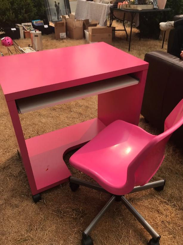 Fabulous Log In Needed 20 Cute Pink Desk And Chair Gamerscity Chair Design For Home Gamerscityorg