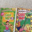 Set of 4 Devotions for Girls ages 2-9