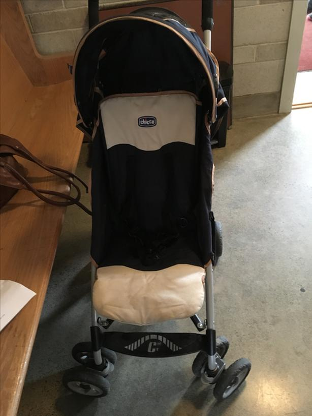 Chicco stroller, excellent condition
