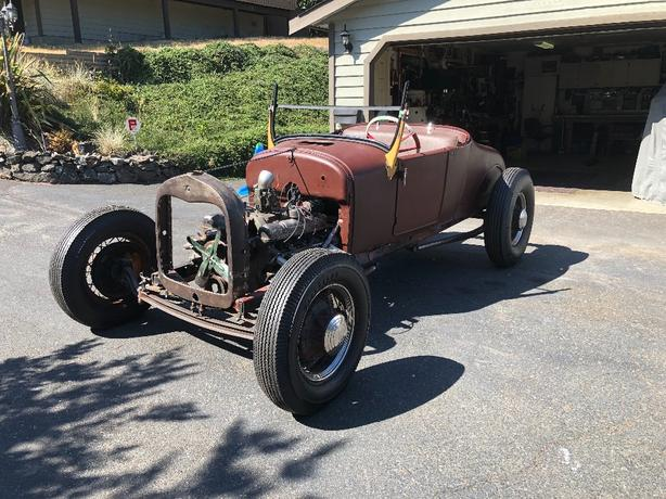 $14,000 · 1927 ford model T