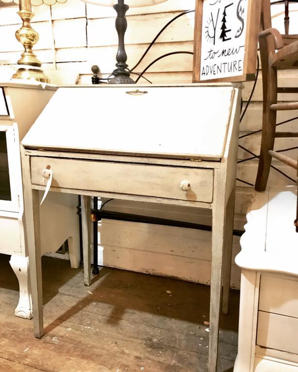 Antique Drop Down Desk - Antique Drop Down Desk Malahat (including Shawnigan Lake & Mill Bay