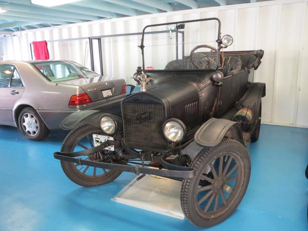 Model T Touring Canadian Car All Original