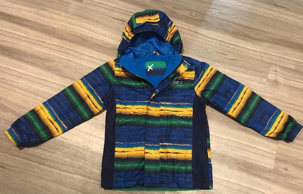 Boys size 7/8 Three-Season Jacket EUC