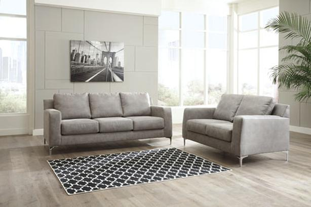 New Ryler Steel Sofa Collection North Nanaimo Parksville