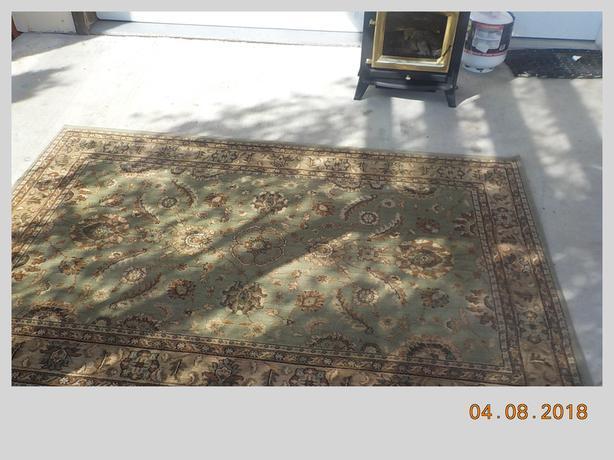 5x8 Carpet and runner