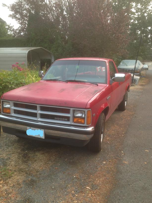 1988 Dodge Dakota Pick-up Truck