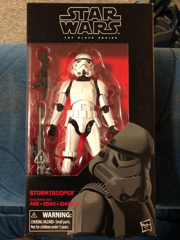"""Star Wars Black Series 6"""" Stormtrooper"""