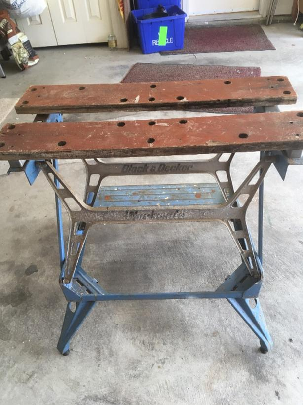 Workmate Work Bench