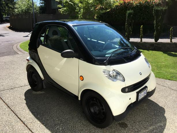 2005 Diesel Smart car fortwo cdi ** Low KM **