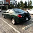 2000 Chrysler Neon. Only 129,000 km!