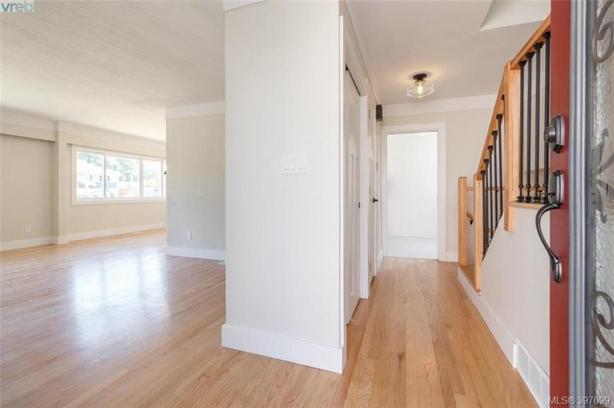 Like new, modern 3 bedroom main level of house. 5 minutes walk to UVIC