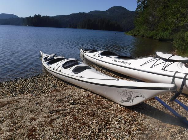 Current Design Gulfstream Kayak