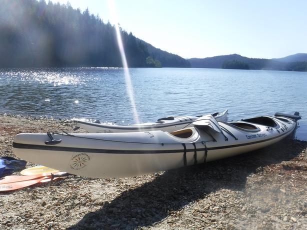 Libra XT Tandem Triple Kayak -  Kevlar