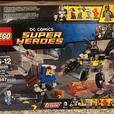 Lego Super Heroes 76026 Gorilla Grod Goes Bananas