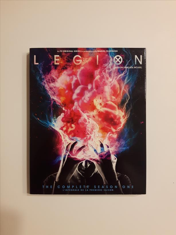 Legion - Season 1 on Blu-ray