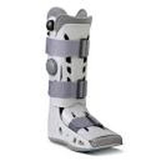 Aircast Walking Full Boot Left Leg/Foot Large