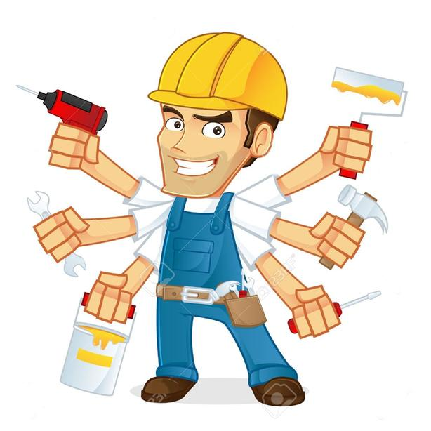 Jack of All Trades Handyman Services Available.