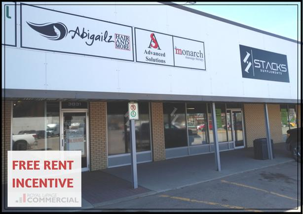 3831 Albert Street - Retail/Office Space for Lease in Regina!!