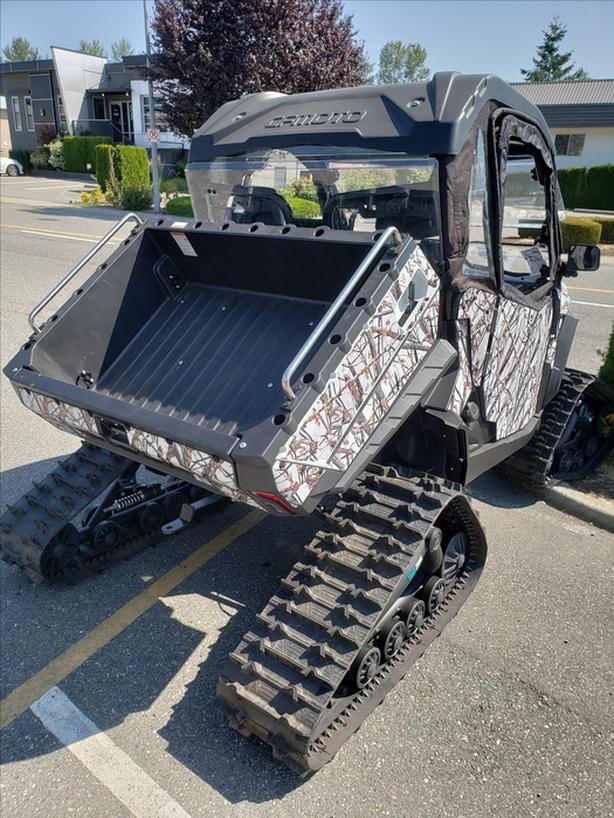 2018 CFMoto UFORCE 800 Winter Edition Freight+PDI Incl $23,590
