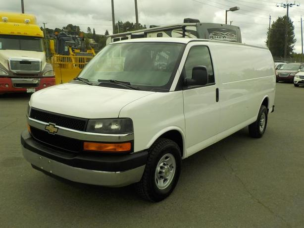 2011 Chevrolet Express 2500 Cargo Extended