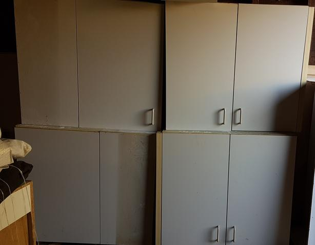 FREE used kitchen cabinets and countertop & FREE: used kitchen cabinets and countertop Victoria City Victoria