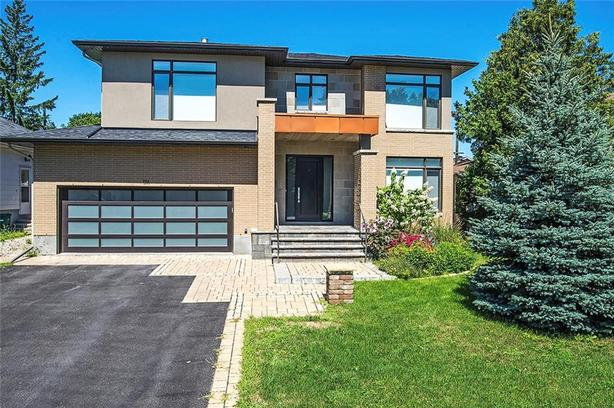 Breathtaking Custom 4 bedrom 5 bathrm 17A Harris Ottawa