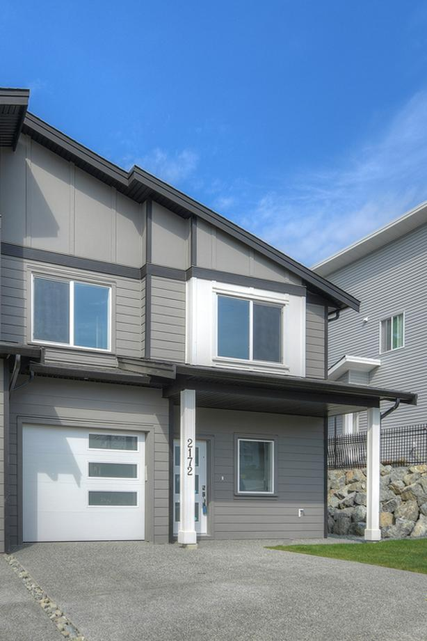 SOLD - New Strata Duplex in Sooke