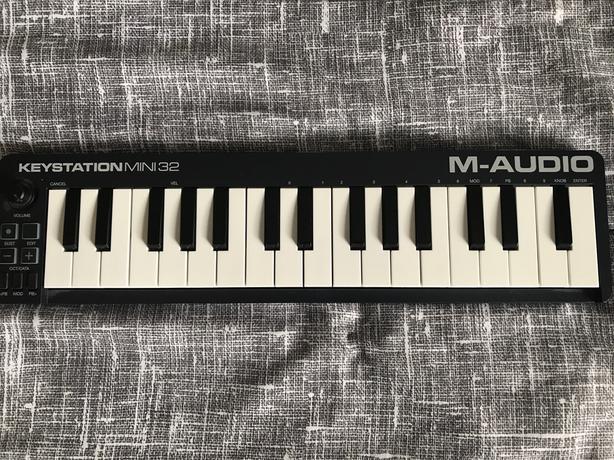 28337ed9d M-Audio Keystation Mini32. Mint condition ...