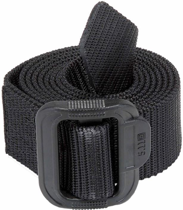 "5.11 Tactical Military TDU 1.5"" Belt - L - Black"